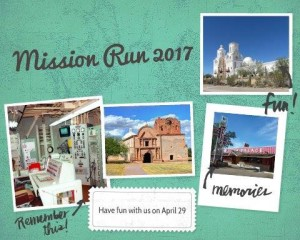 Mission Run @ Seis Kitchen and Catering | Tucson | Arizona | United States