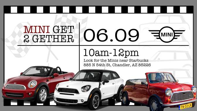 Chandler Get Together June 9th @ Starbucks | Chandler | Arizona | United States