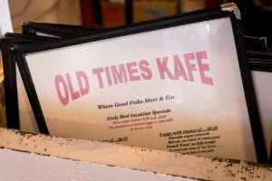 Last Saturday Breakfast and Drive @ Old Times Kafe